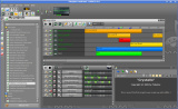 file-browser, song-editor, project notes and Beat+Bassline Editor